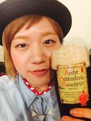 中崎町美容室 ricca ドイツビール