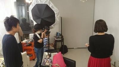 中崎町 美容室RICCA スニップスタイル 撮影