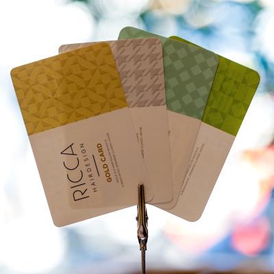 RICCA ポイントカード