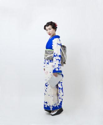 大阪 着物 レンタル ヘアメイク 成人式 振袖