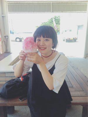女木島 カキ氷 夏