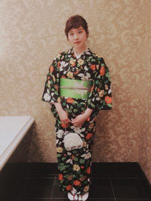 着物 kimono おでかけ レンタル 大阪