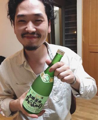 お誕生日 ひとりよがり 日本酒
