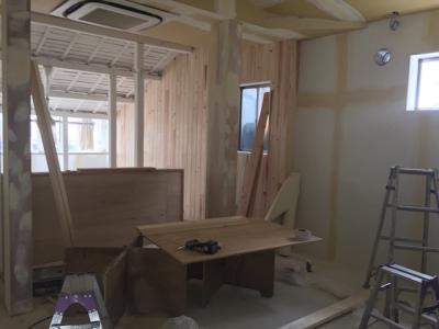 改装工事 美容室