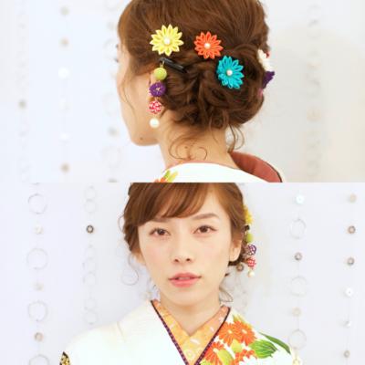卒業式シーズン!かわいい袴で…
