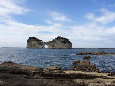 中崎町 美容室 RICCA 和歌山 円月島