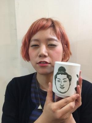 中崎町 美容室 RICCA 大相撲 遠藤